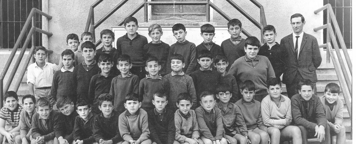 ASTEROKO ARGAZKI ZAHARRA – 1965