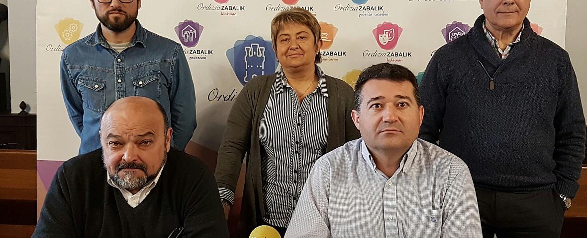 UDAL GOBERNUA AURREKONTUEI BURUZ MINTZATU DA