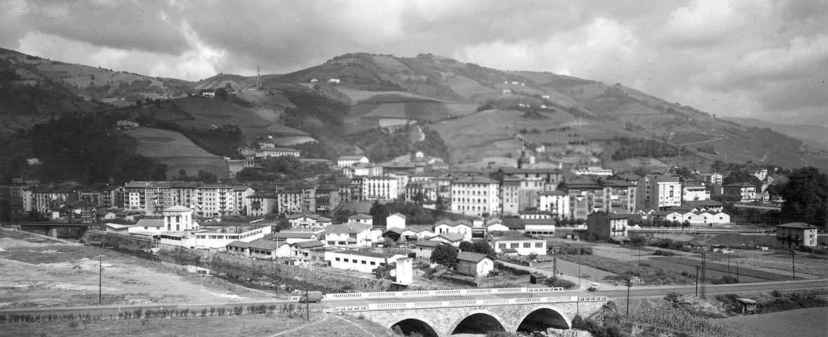 ASTEROKO ARGAZKIA: 1960-70 hamarkadako Ordizia.