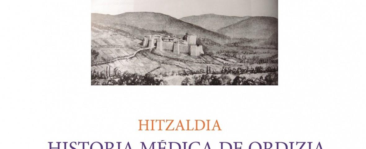 ARRANCA EL CICLO SOBRE SALUD CON LA CHARLA 'HISTORIA MÉDICA DE ORDIZIA'