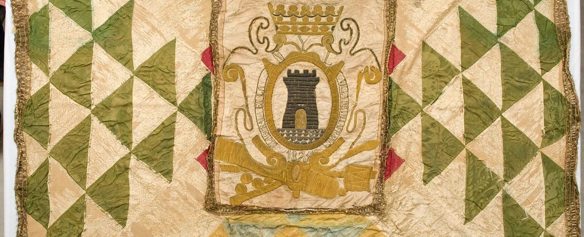 ASTEROKO ARGAZKI ZAHARRAK : Ordiziako bandera