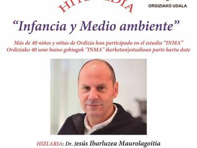 HAURTZAROA ETA INGURUMENA GOIERRIN, BARRENAN MINTZAGAI