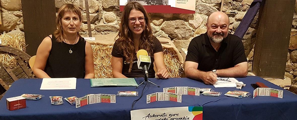 SANTANA JAIETARAKO BOTILZAR ETA TESTING PROGRAMA PREST DIRA