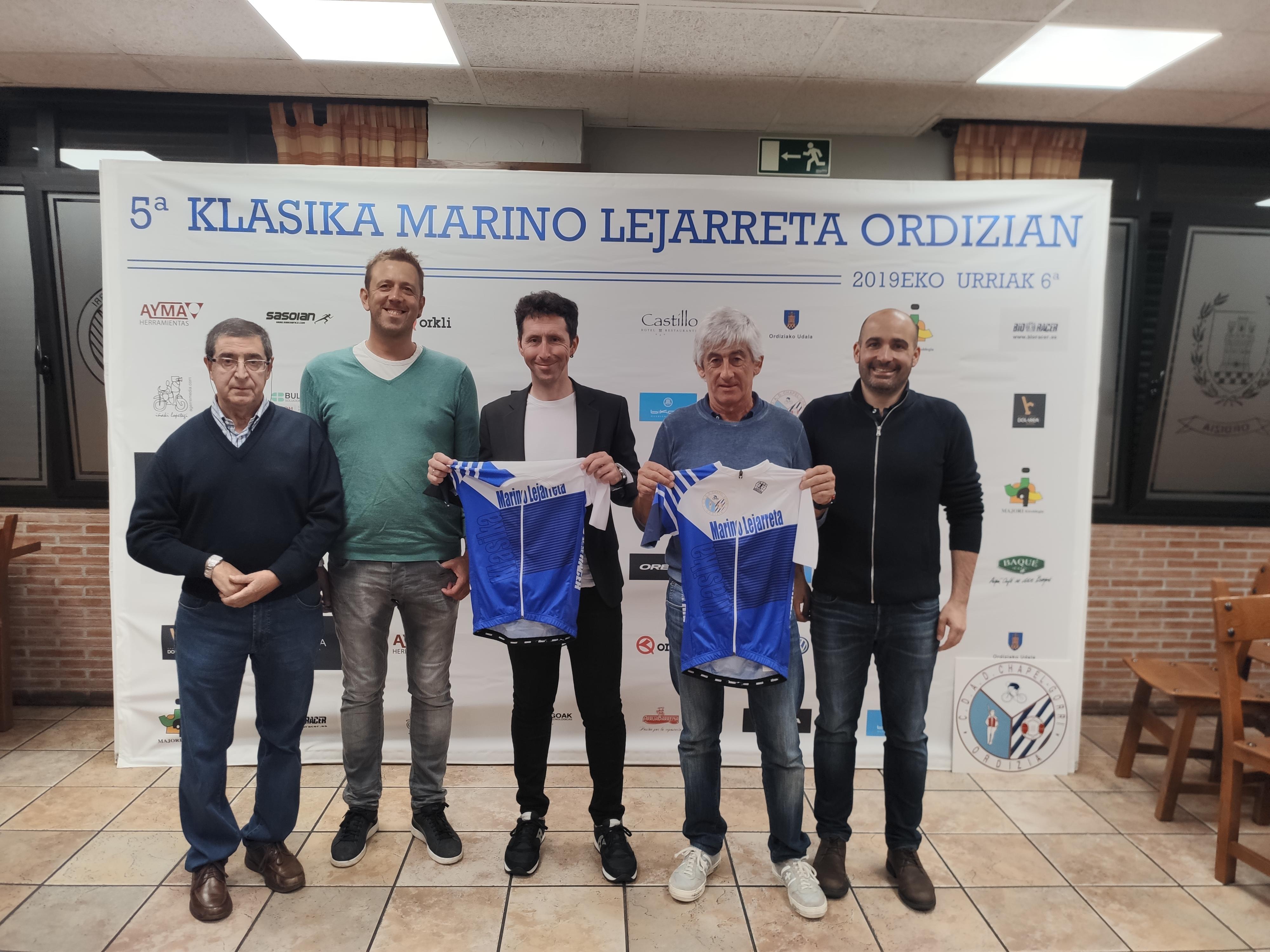 Marino Lejarreta Klasika
