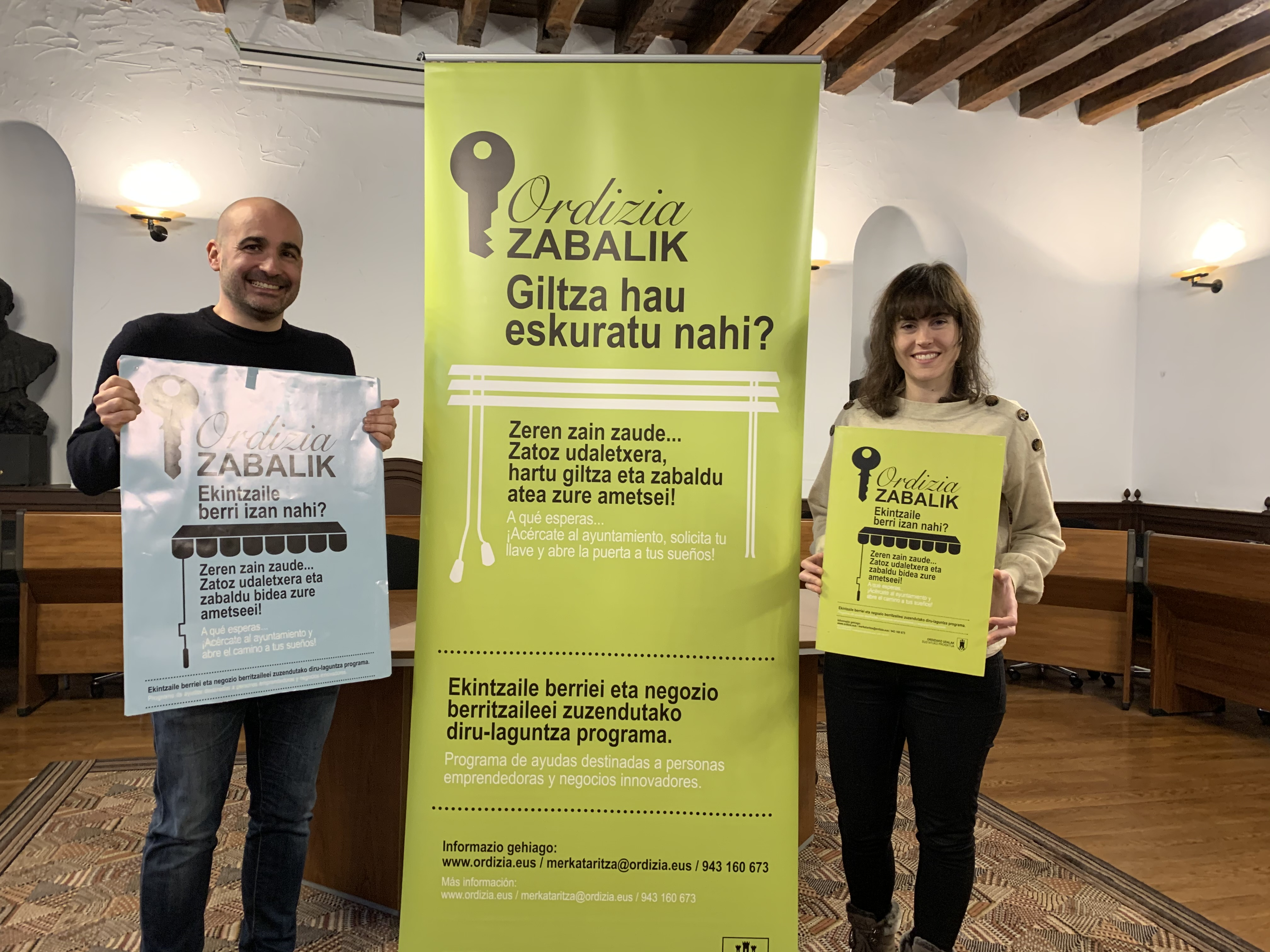Ordizia Zabalik
