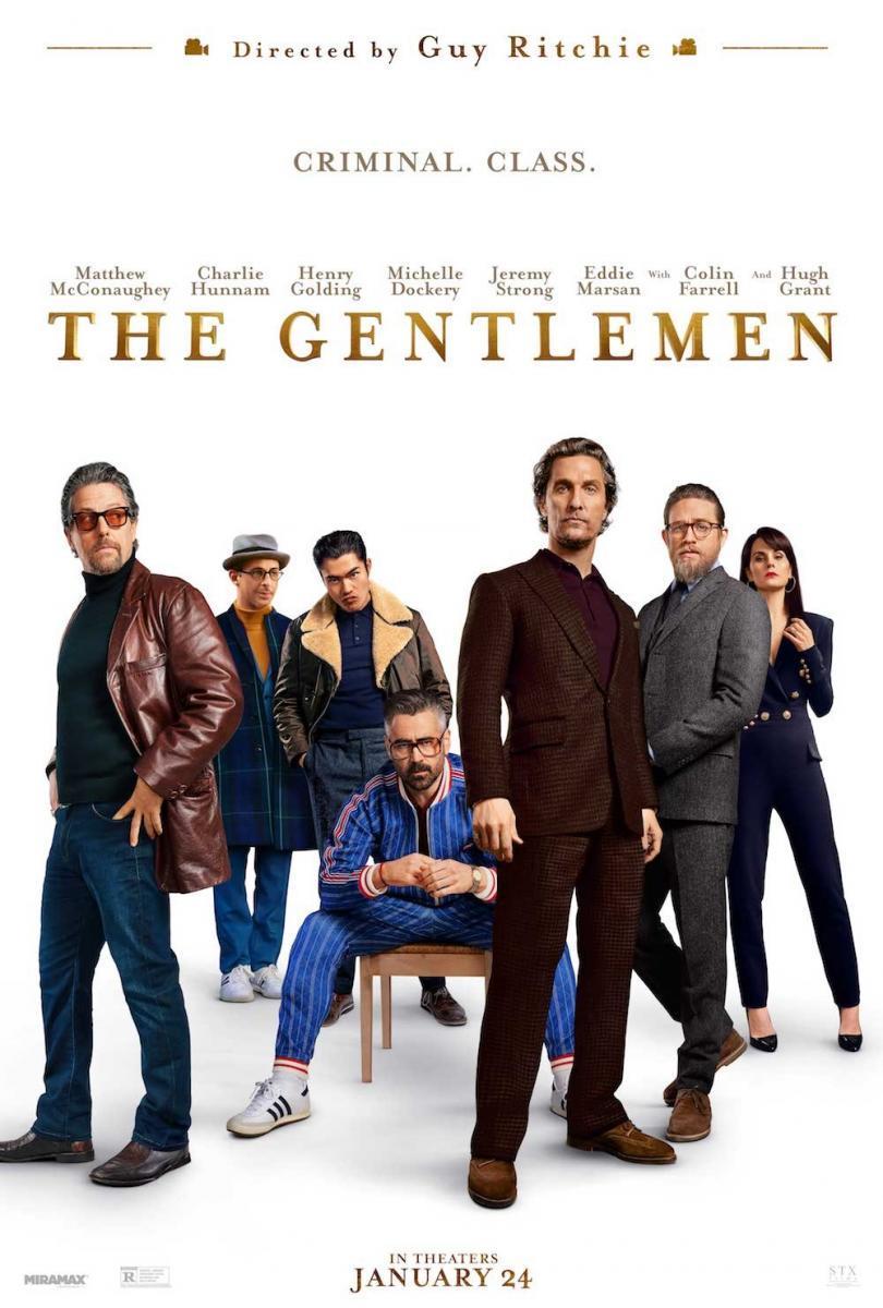 The Gentlemen Los se ores de la mafia 425828685 large