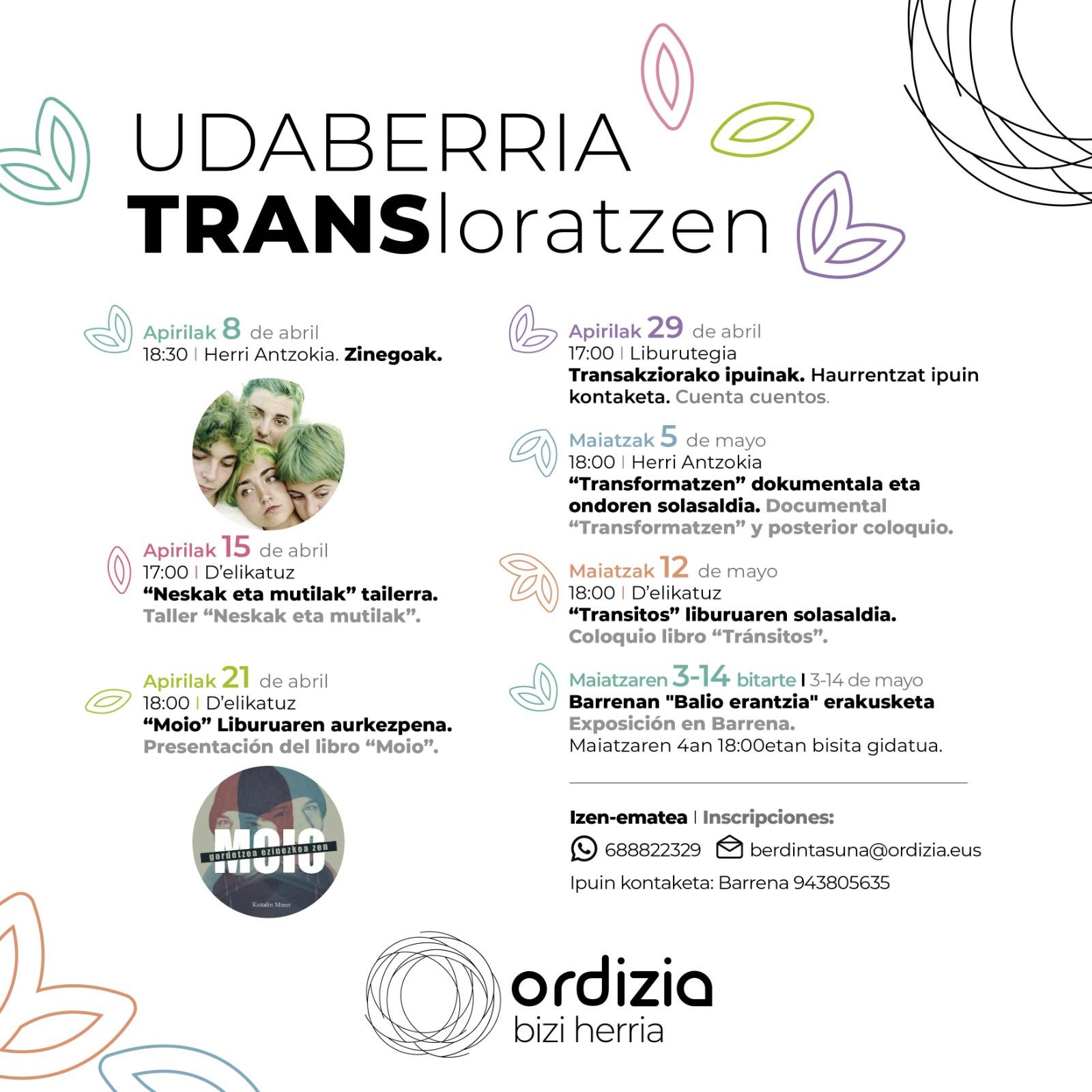 Udaberria Transloratzen programa