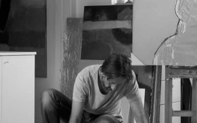 Frédéric Gutiérrez Barde artistaren pinturak ikusgai