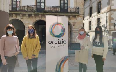 Webgunea berritu eta aldizkari berria sortu du Ordiziako Udalak