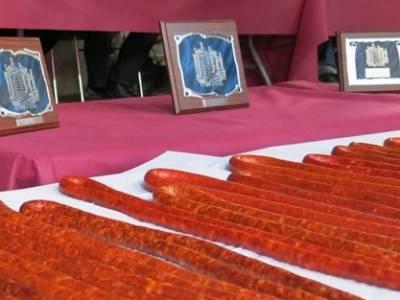 ESTE MIÉRCOLES CONCURSAN EN ORDIZIA LAS MEJORES TXISTORRAS DE EUSKAL HERRIA