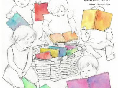 NUEVAS SESIONES DE LA ACTIVIDAD  LIBURU BABY  KLUBA DENTRO DEL PROGRAMA ORDIZIA CIUDAD EDUCADORA