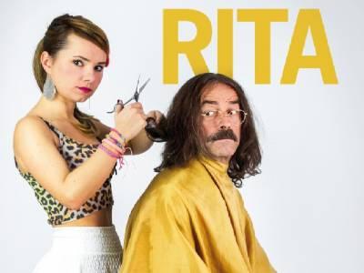 """ESTE VIERNES  """"RITA"""" COMEDIA DE EXITO  EN EL HERRI ANTZOKIA"""