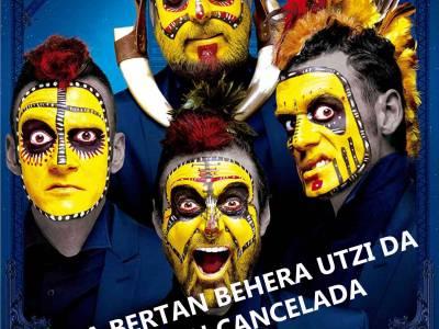 """BERTAN BEHERA """"THE PRIMITALS"""" EMANALDIA, HERRI ANTZOKIAN OSTIRALERAKO IRAGARRIA ZEGOENA."""