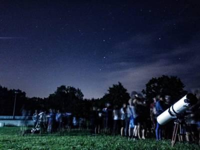 Igande honetan Astronomia Gaua egingo da Oiangun