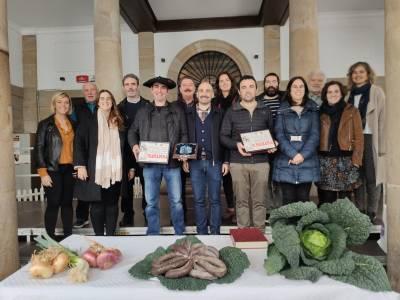 La carnicería Olano vence el campeonato de morcilla de Gipuzkoa