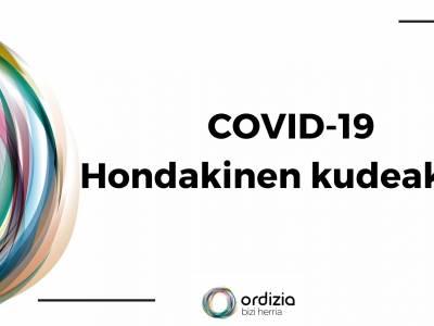 COVID-19: Hondakinen kudeaketa