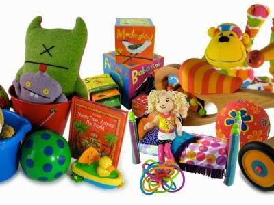 En marcha la recogida de juguetes
