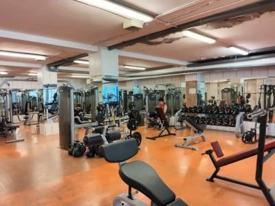 El nuevo gimnasio de Majori se abrirá el miércoles
