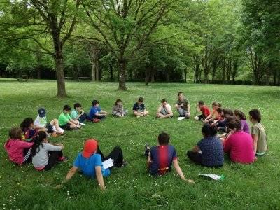 Oiangu Natur Eskola, combinando naturaleza y educación