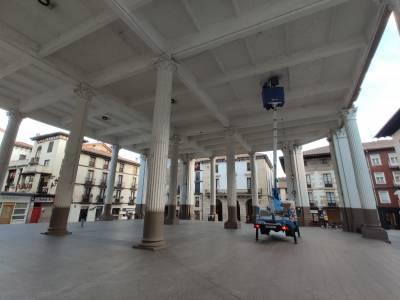El Ayuntamiento de Ordizia renueva 306 puntos de luz