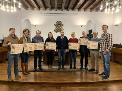 El Ayuntamiento reparte las ayudas de cooperación