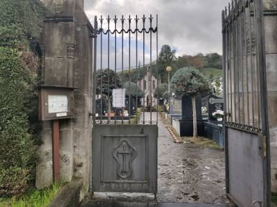El Día de Todos los Santos el cementerio estará abierto
