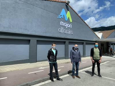 El lunes abren algunas instalaciones deportivas de Majori