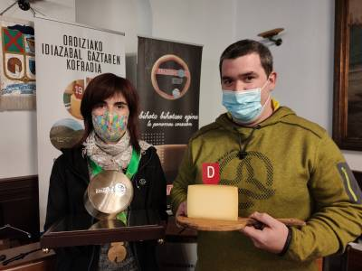 Ipiñaburuk irabazi du XXXIII Ordizia txapeldun lehiaketa