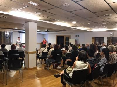 Exitoso taller sobre el Alzheimer
