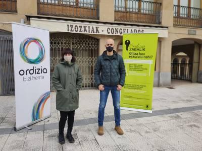 'Ordizia Zabalik' programa, merkataritza biziberritzeko