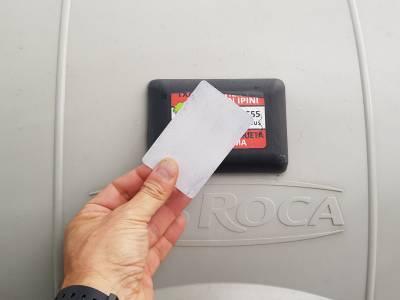 A partir del lunes los contenedores de rechazo y pañales se abrirán con tarjeta