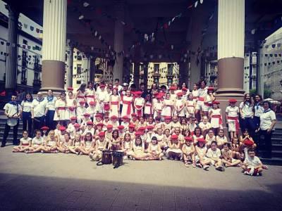 Abierto el plazo de inscripción para participar en el vídeo del aurresku infantil