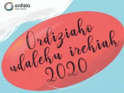 Udalekuak 2020: nota informativa