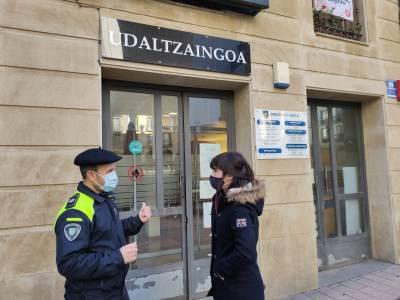 El Ayuntamiento de Ordizia refuerza el servicio de Polícia Municipal