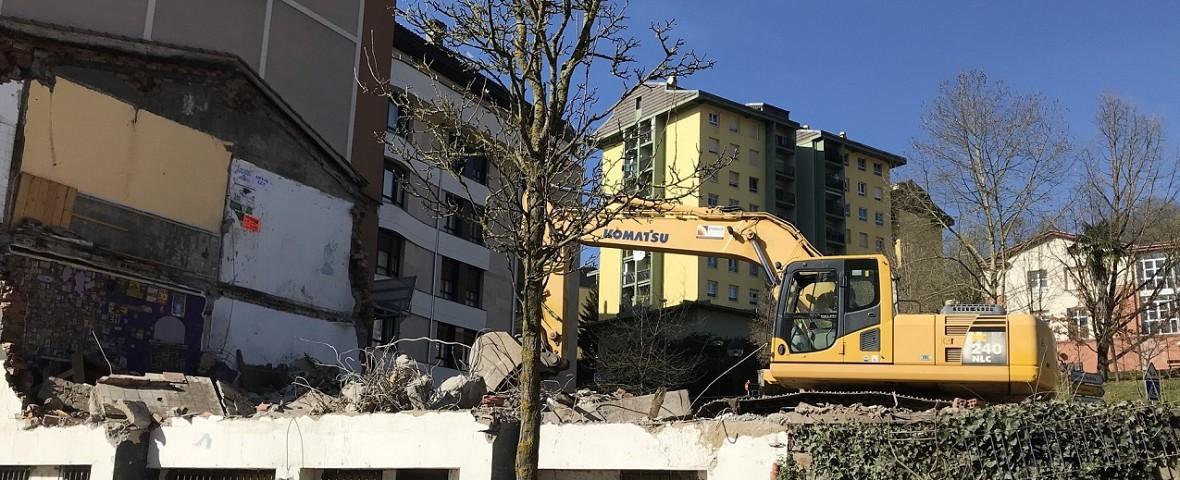 NUEVO PASO PARA LA CONSTRUCCIÓN DE UN HOTEL