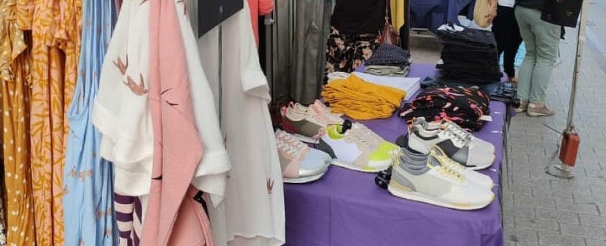 Llamamiento de Ordizian a participan en 'Comercio en la calle'